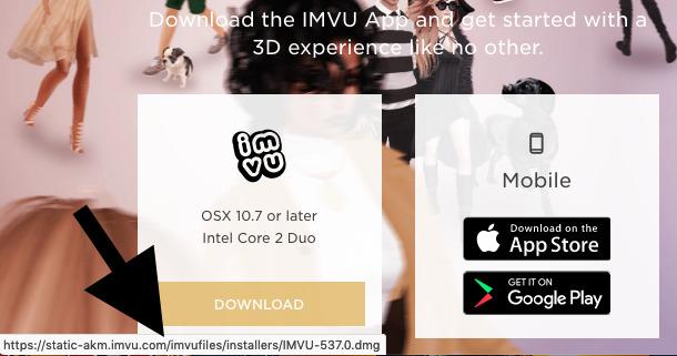 Coming soon for IMVU Desktop - Mac (part 2)